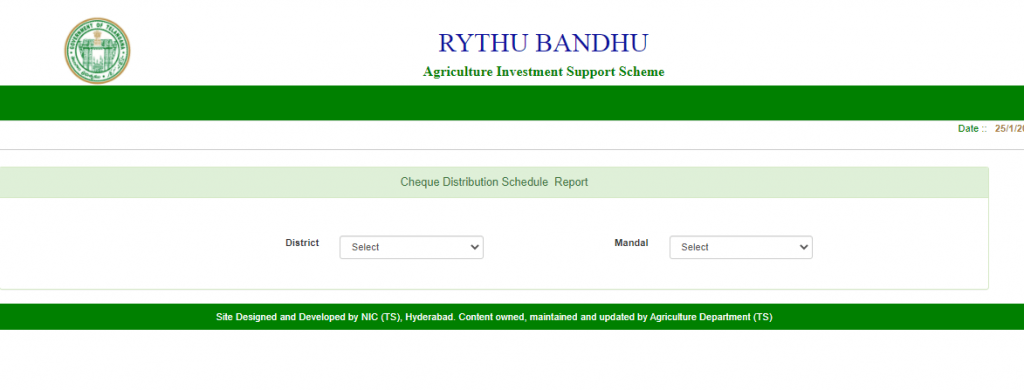 Rythu Bandhu Yojana