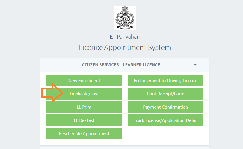 Download learner licence mp